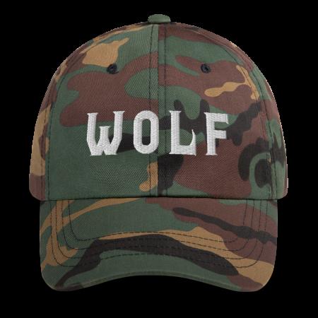 Wolf DaD Hat