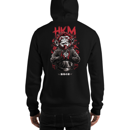 Hkm. Mad Monkey